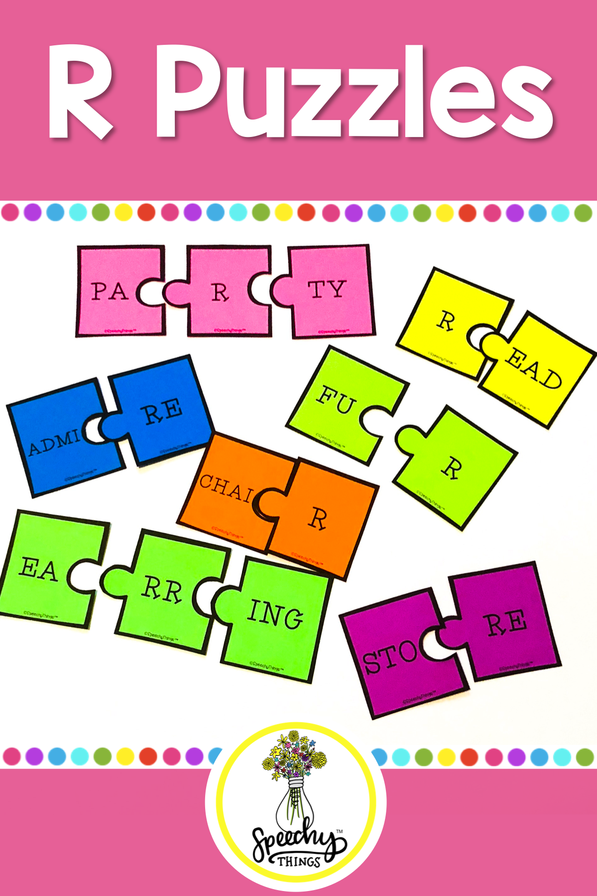 R Puzzles Are Perfect For The Trickiest Sound In Speech