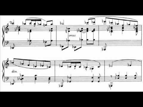 Granados - Goyesca No. 5 'El Amor y la Muerte. Balada' (Prats) Audio + S...