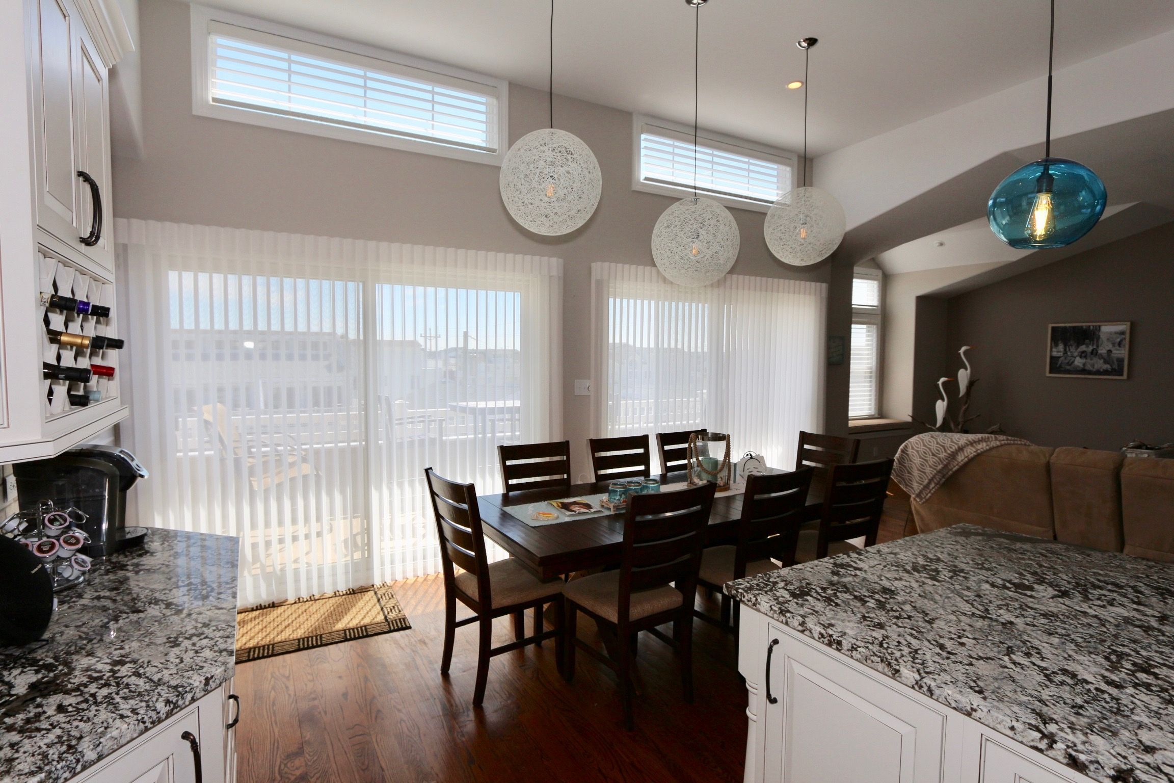 Dont Lose That View Luminette Privacy Sheers Are The Perfect