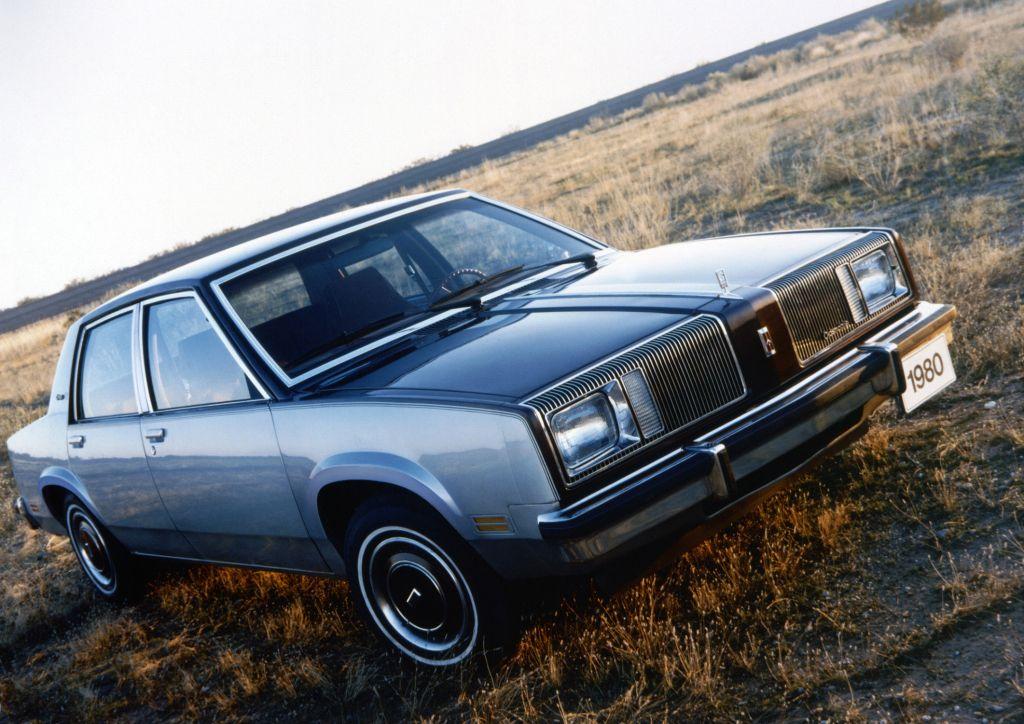 1980 Oldsmobile Omega Brougham Sedan (3XE69) '04.197980