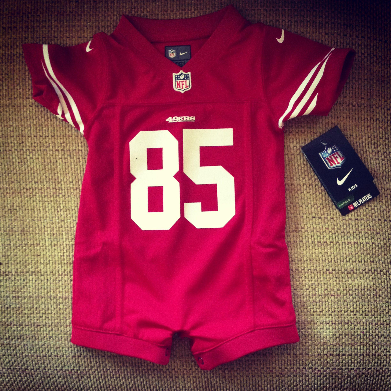 49er baby onsie Baby stuff Pinterest