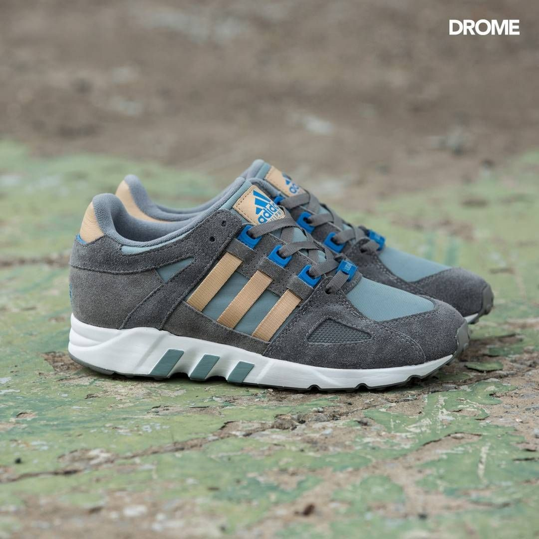 adidas EQT Running Guidance 93: Green Earth/Pale Nude