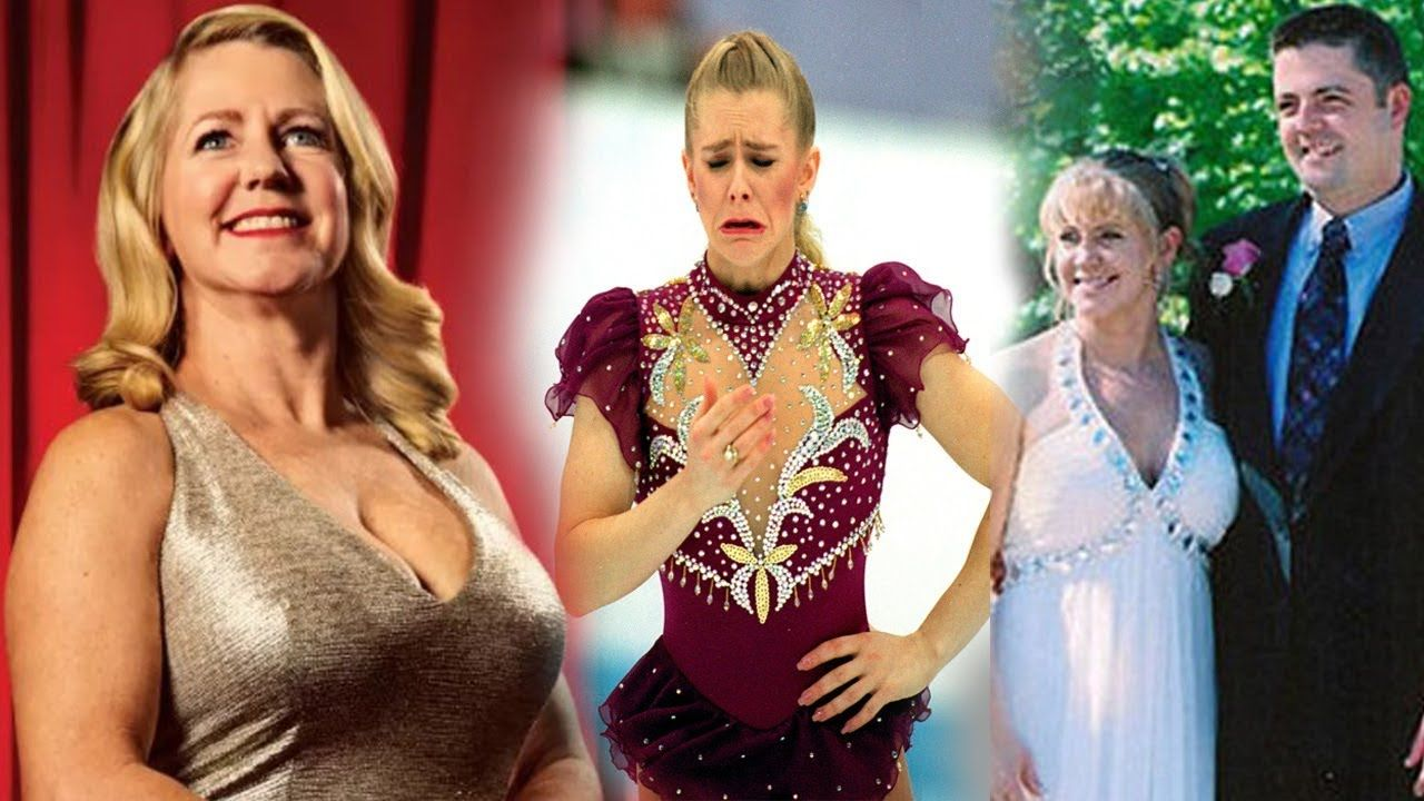 Tonya Harding Family Photos With Father Mother Son And Husband Joseph Je Sports Gallery Famous Sports Tonya Harding