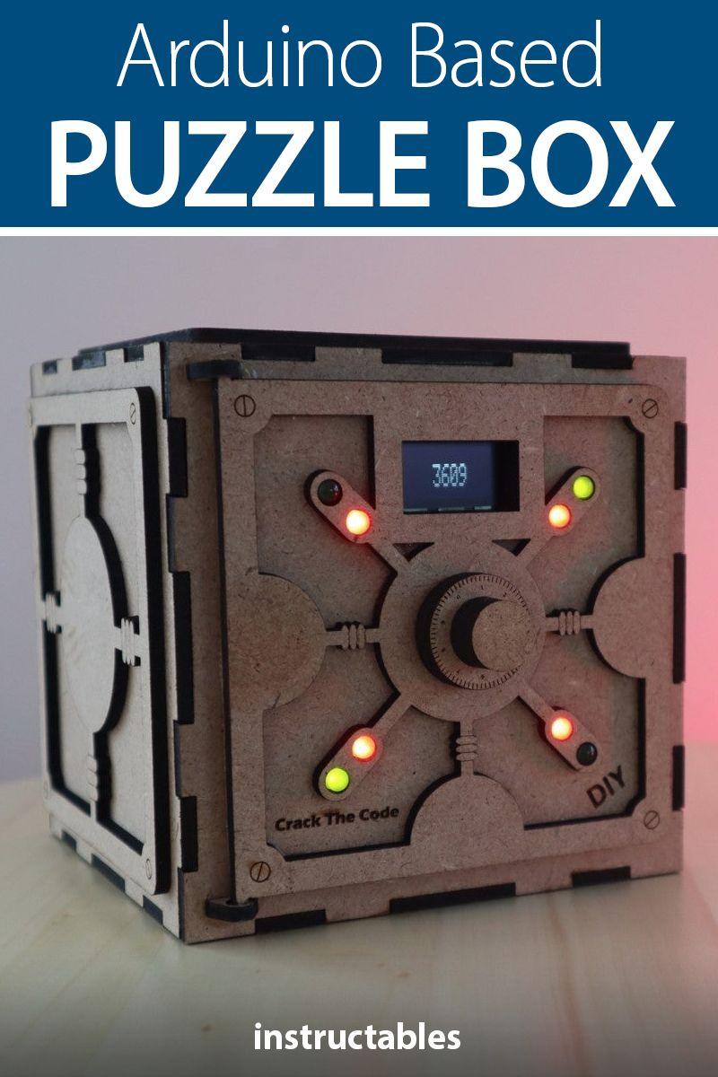 Arduino Based Puzzle Box