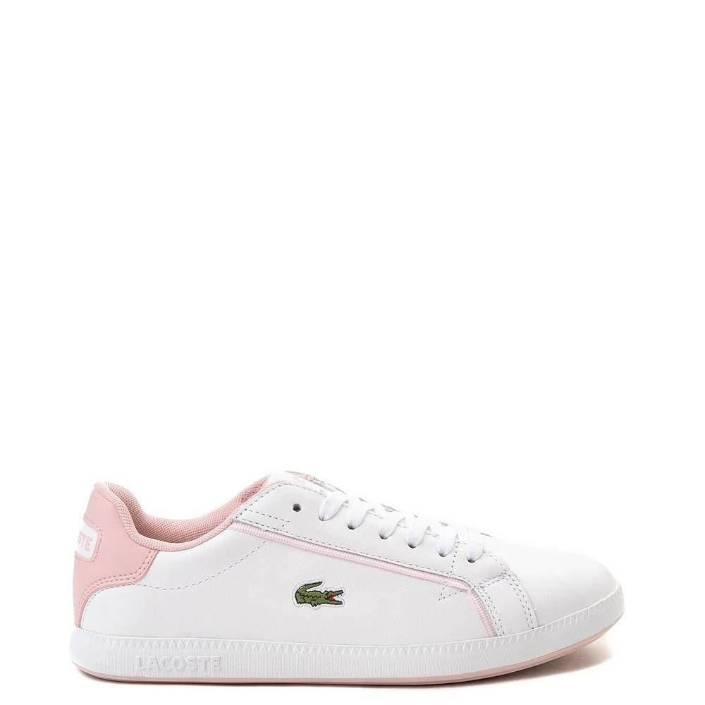 Womens Lacoste Graduate Athletic Shoe