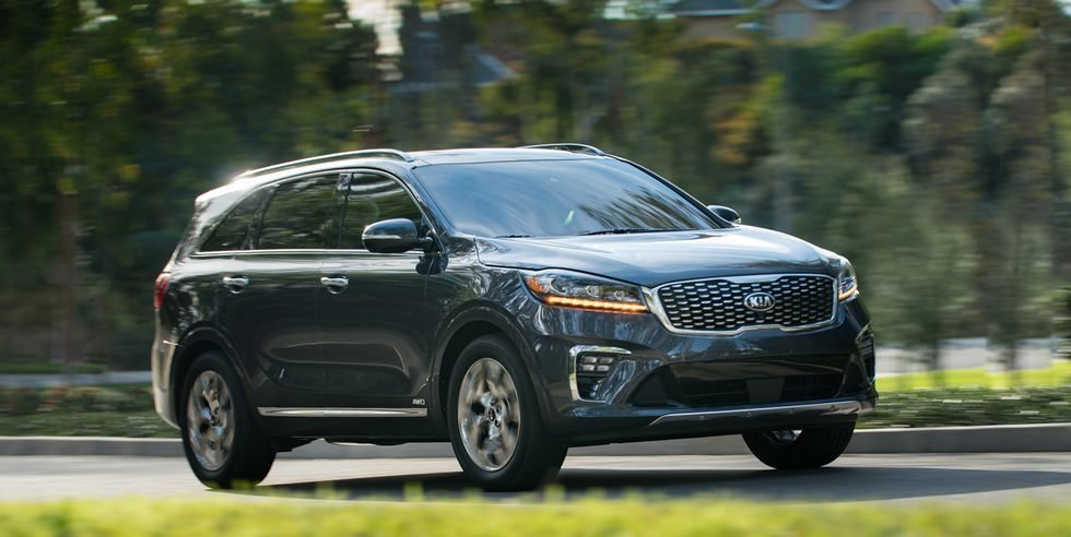 Detailed Photos Of The 2019 Kia Sorento Crossover With Images