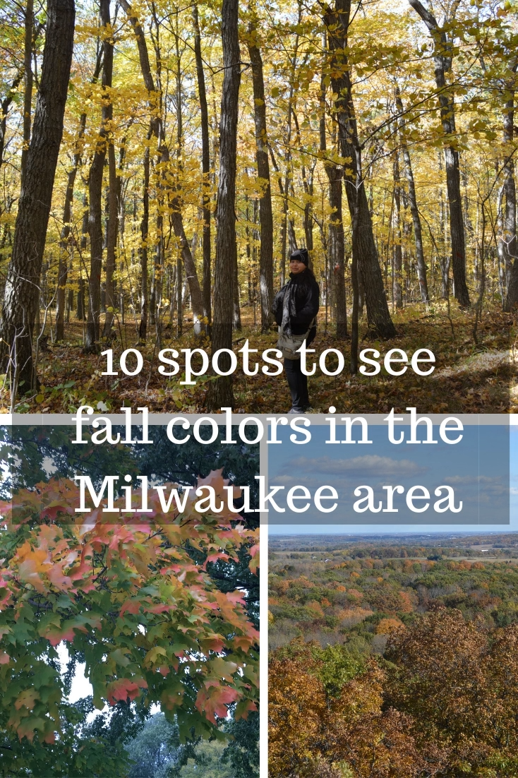 10 spots to see fall colors in the Milwaukee area
