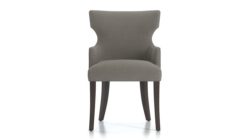 Sasha Upholstered Dining Arm Chair Dining Arm Chair