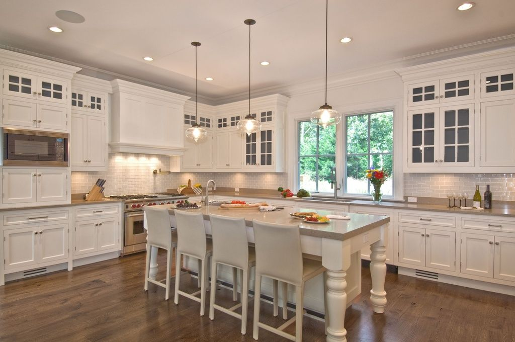 Traditional kitchen with inset cabinets van dyke 39 s Traditional kitchen ideas 2016