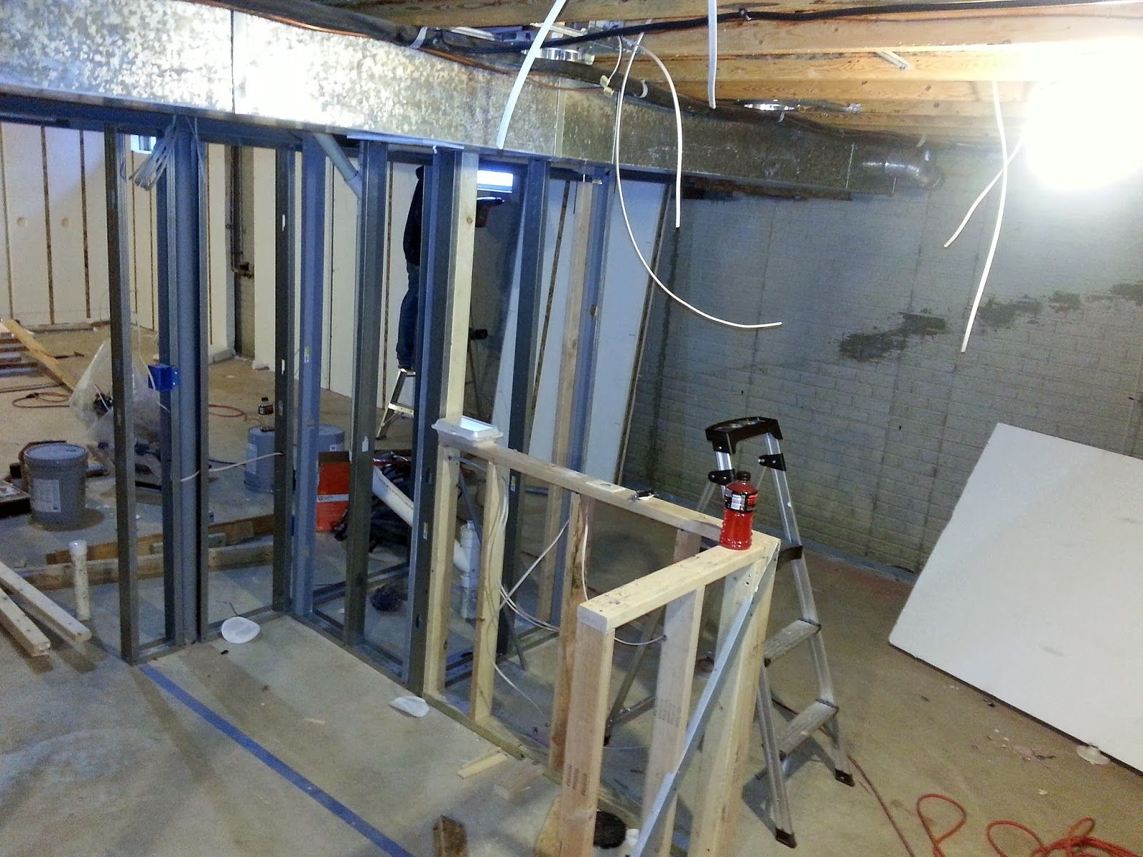 Etna, Ohio Home with a Basement Plumbing Problem Resulted In a ...