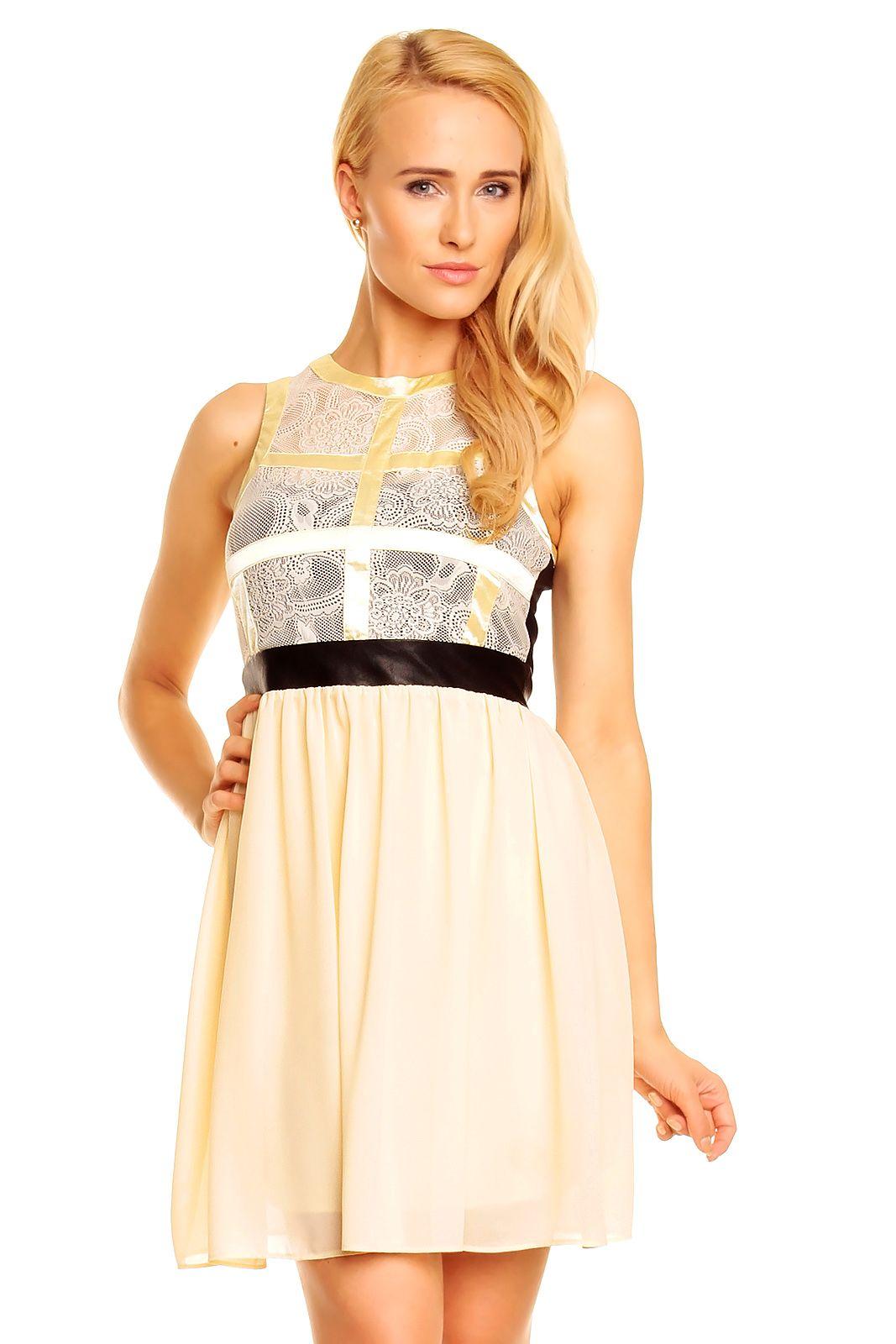 Neu im Kitten-Shop! Tolles Kleid in trendigen Pastell ...