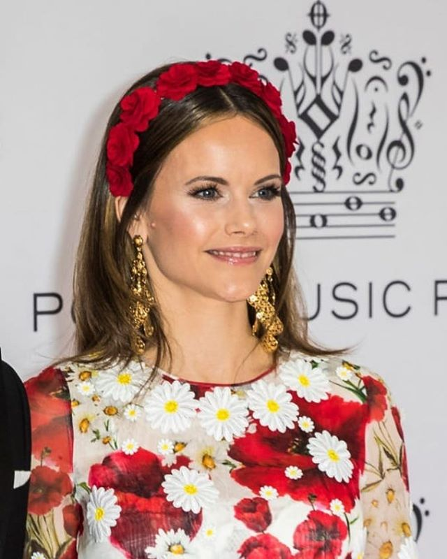 Swedish Royal Family på Instagram: Princess Sofia and Prince Carl Philip arrived at the Polar Music Prize 2019 tonight with The King, Queen, Crown Princess Victoria, Prince…