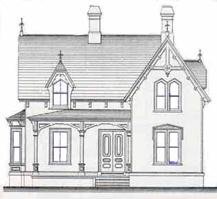 victorian exterior drawing - Yahoo Image Search Results ...