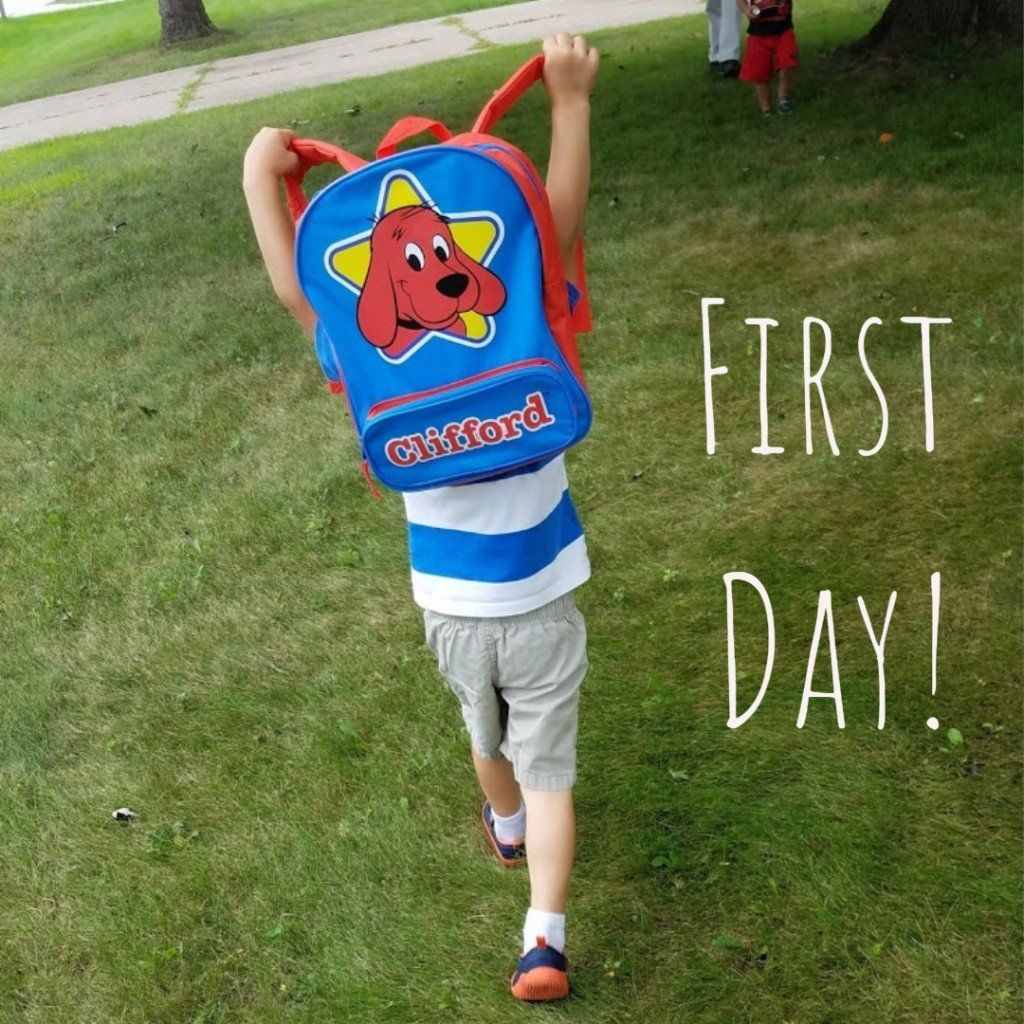 A Letter To My Son As You Start Preschool