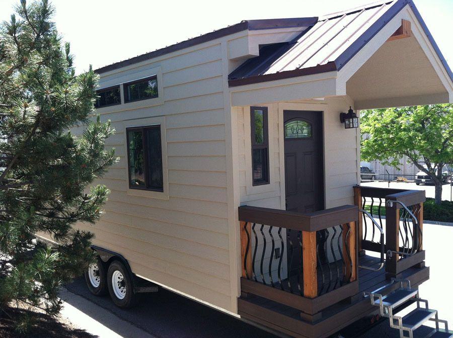 Tiny House Cabin, Small