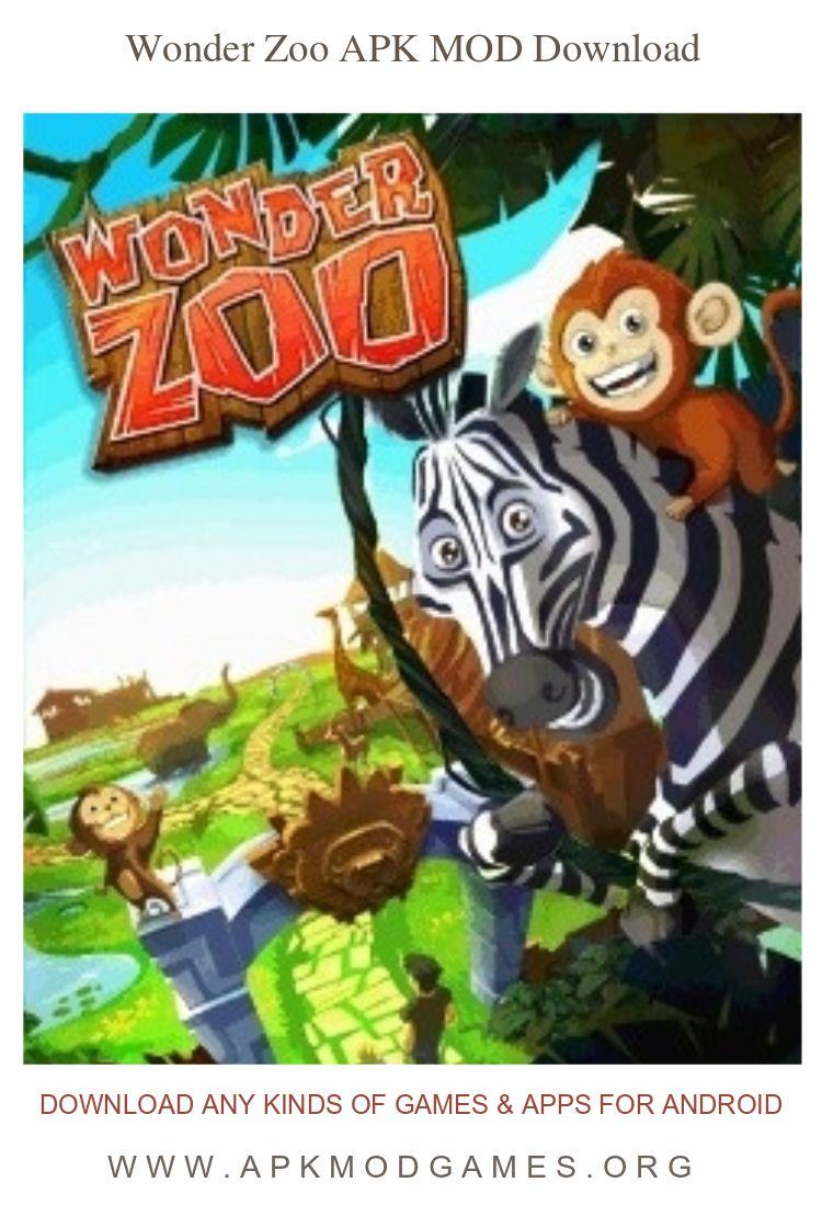 Wonder Zoo APK MOD v2.1.0f Download (Latest Vesion) in