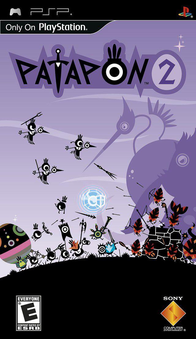 Patapon 2 Psp Iso テレビゲーム スケッチ
