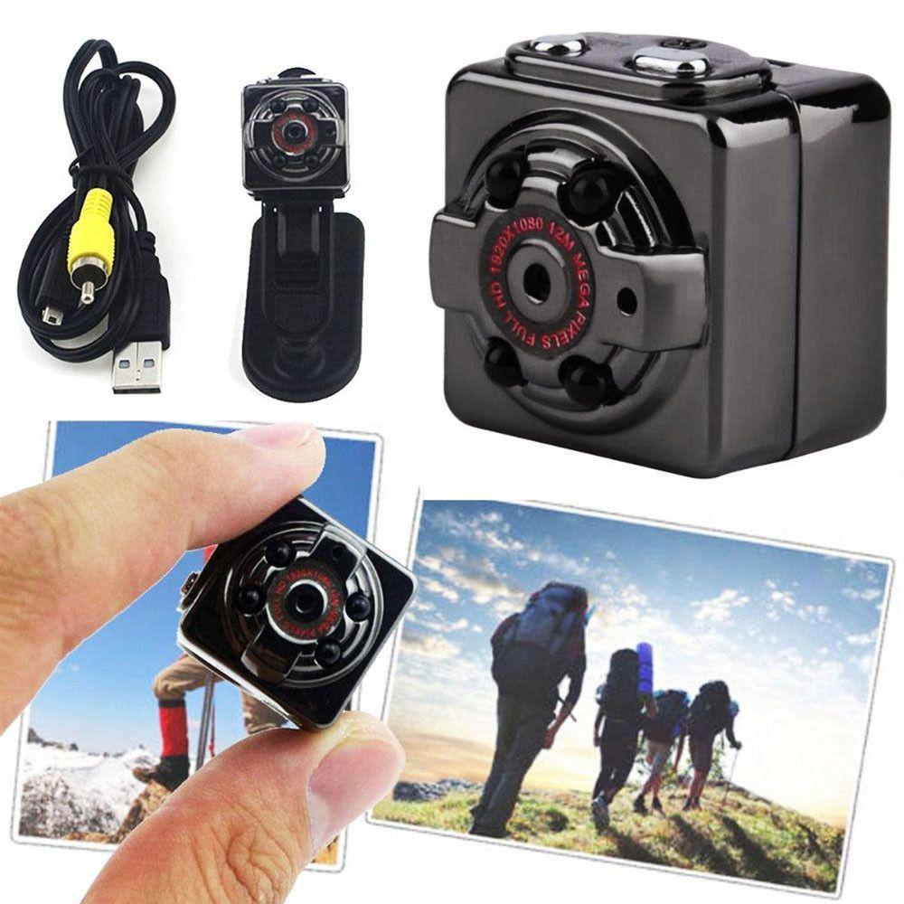 Full HD 1080P Mini Car Auto DV DVR Cameras Spy Hidden Camcorders IR Night Vision