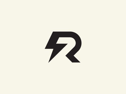 R2 Sports Logo Design Letter Logo Design Logo Design