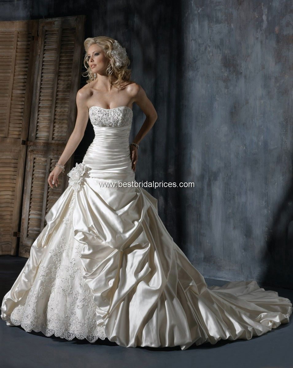 60683ea9bf1 Maggie Sottero Quick Delivery Wedding Dresses - Style Ambrosia A3365HC  Description  Maggie Sottero Wedding Dresses