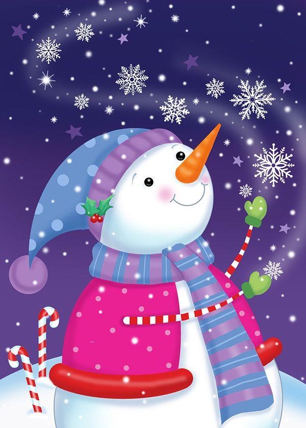 Snowman Decoupage Pinterest Schneemann Weihnachten Und Schnee