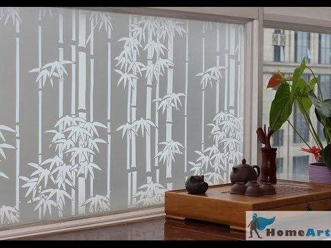 Decorative Window Film Decorative Window Film For Sliding