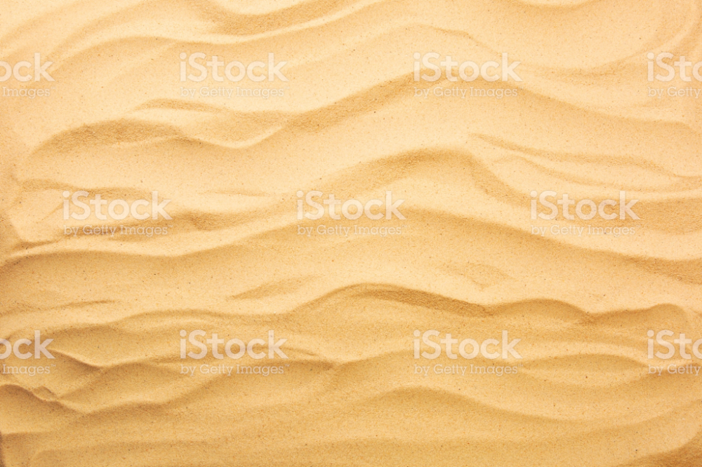 The Beach Background Texture Yellow Sand Top View With Copy Space Beach Background Textured Background Stock Images Free