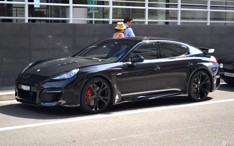 Porsche Panamera Turbo Techart Grand Gt Porsche Panamera Autos Deportivos Porsche 2017 techart porsche panamera grand gt