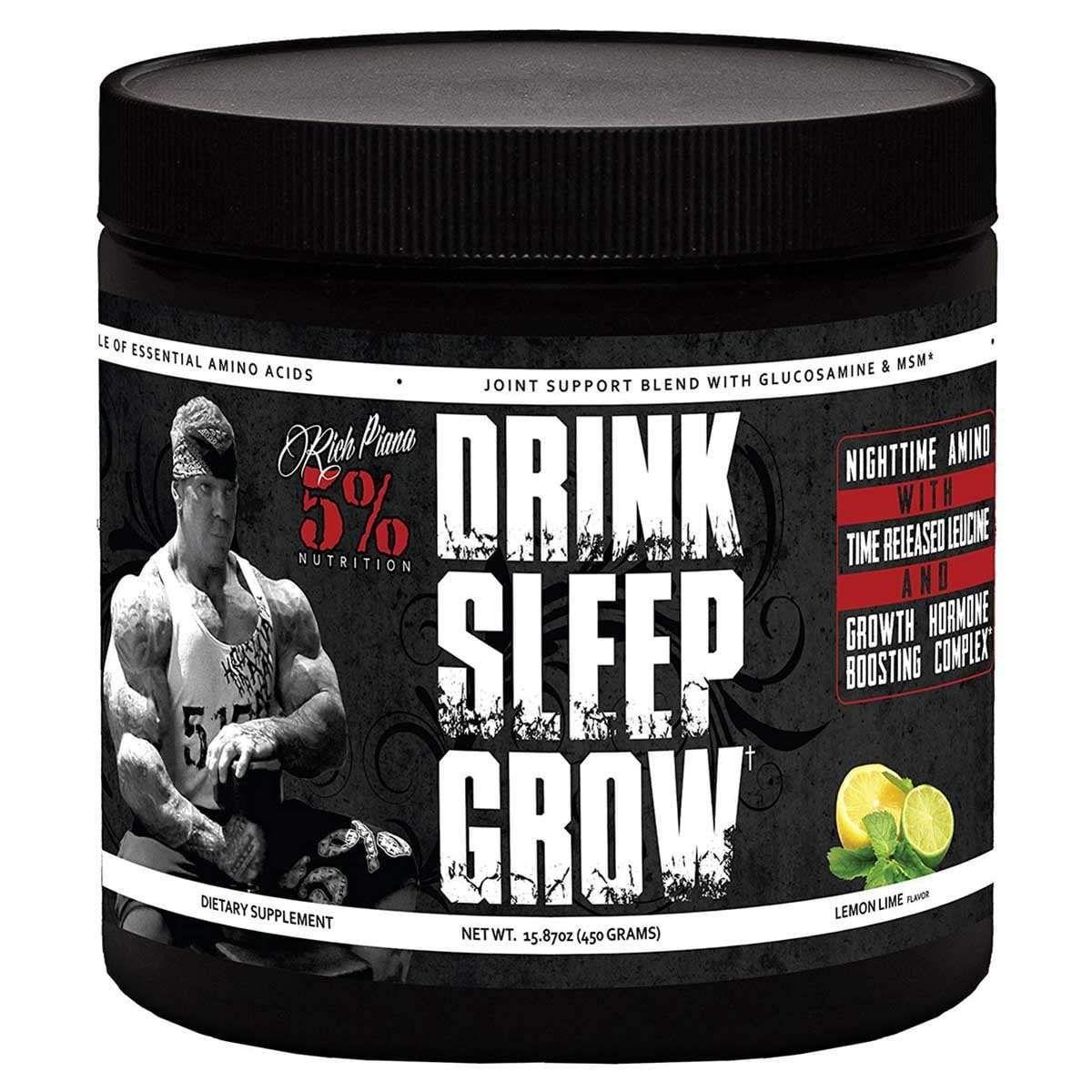 5 Drink Sleep Grow 30 Servings Nutrition drinks
