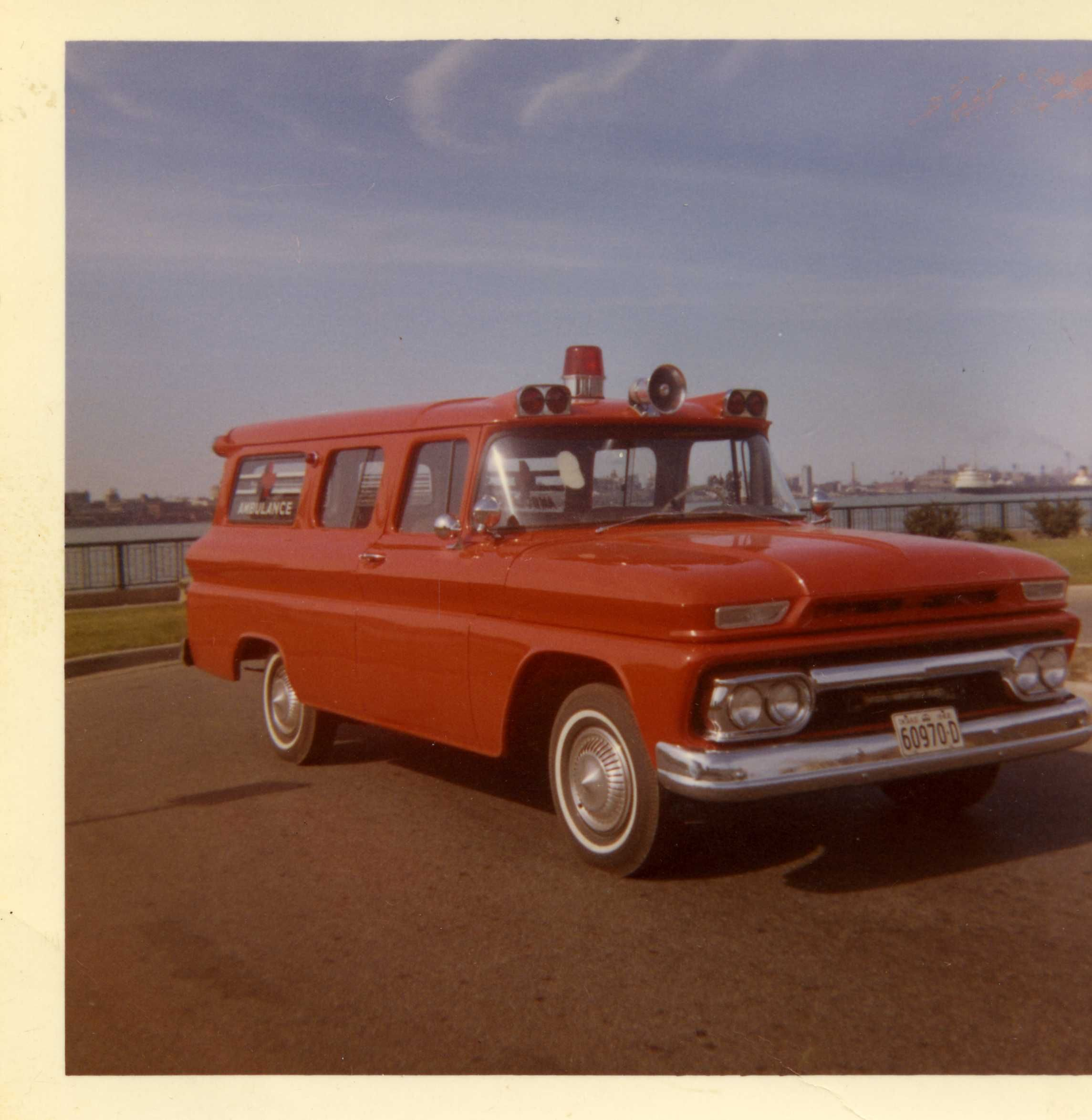 From the collection of Kenneth Burdny Riverview Kildonan Ambulance ...