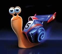 From The Book The Art Of Turbo Turbo Toy Car Dreamworks