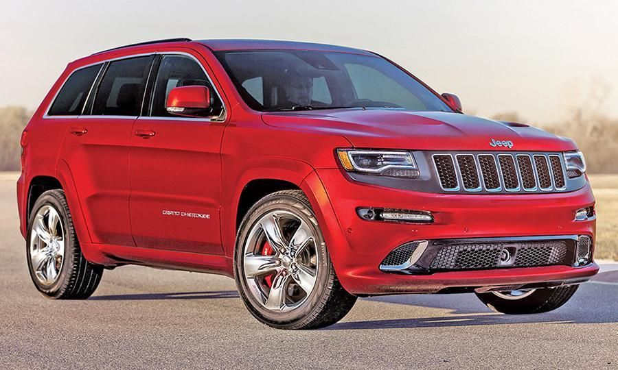 Jeep To Keep Grand Cherokee Srt After Trackhawk Launch Report