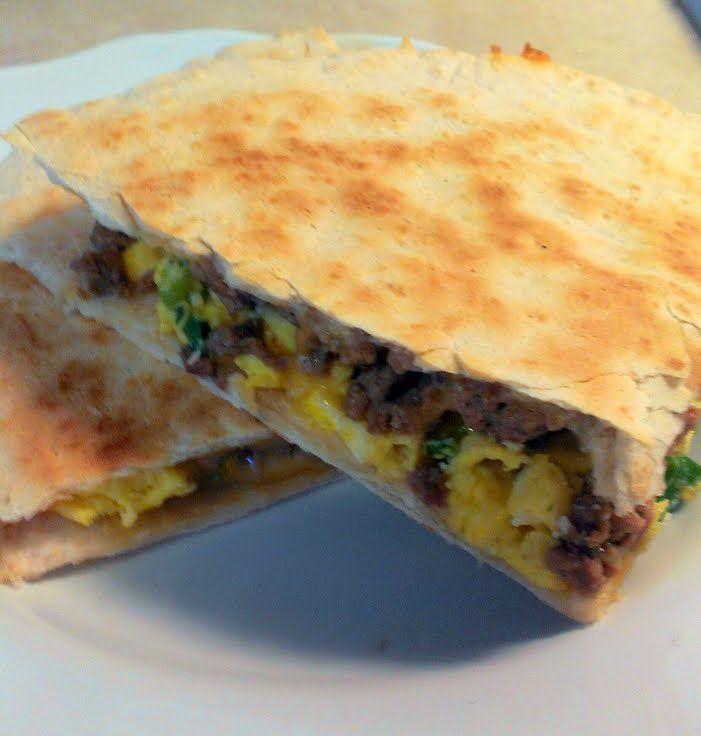Easy Breakfast Quesadillas Recipe: Breakfast Quesadilla
