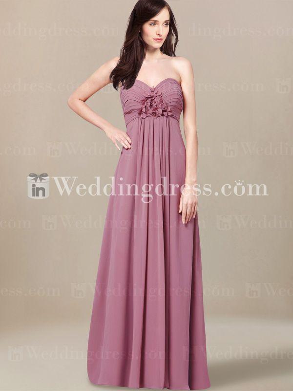 Casual Beach Bridesmaid Dress BR343