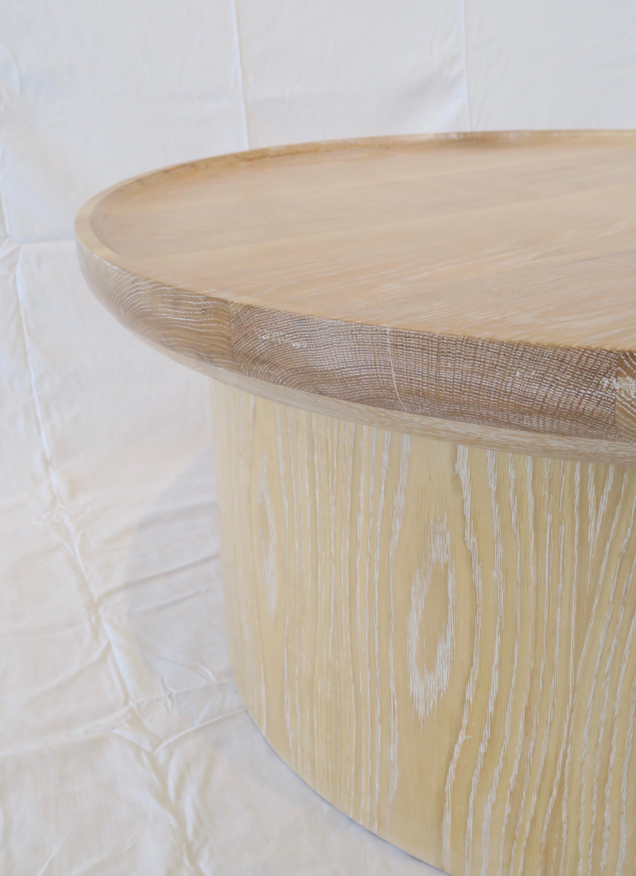 Martin Brockett Findley Coffee Table Chairish Round Coffee Table Modern Coffee Table Round Coffee Table [ 3429 x 2489 Pixel ]