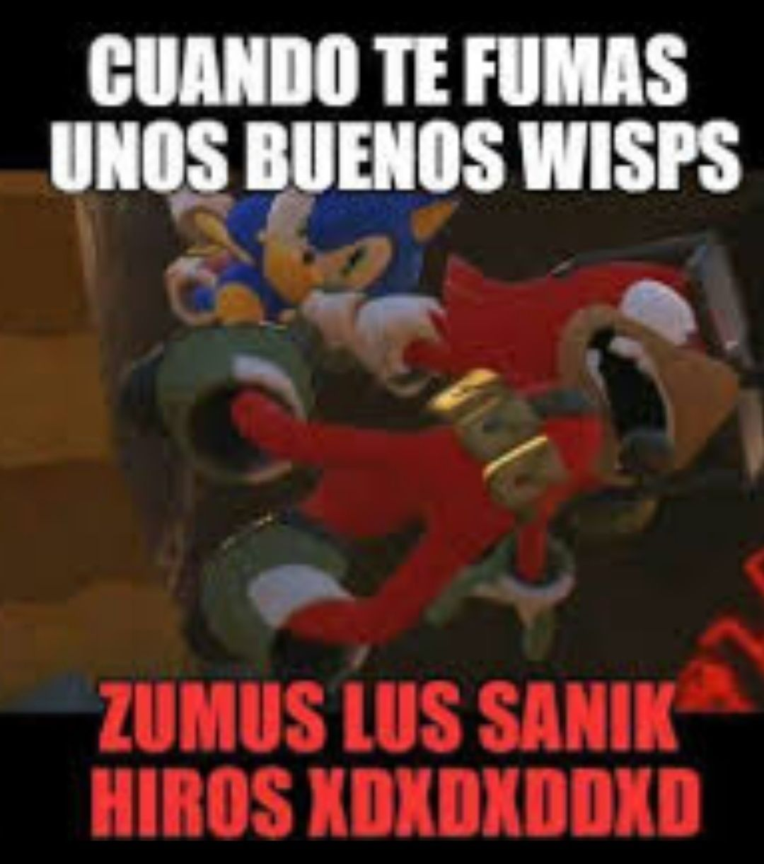 Sonic Forces Memes Memes Divertidos Memes Memes Graciosos