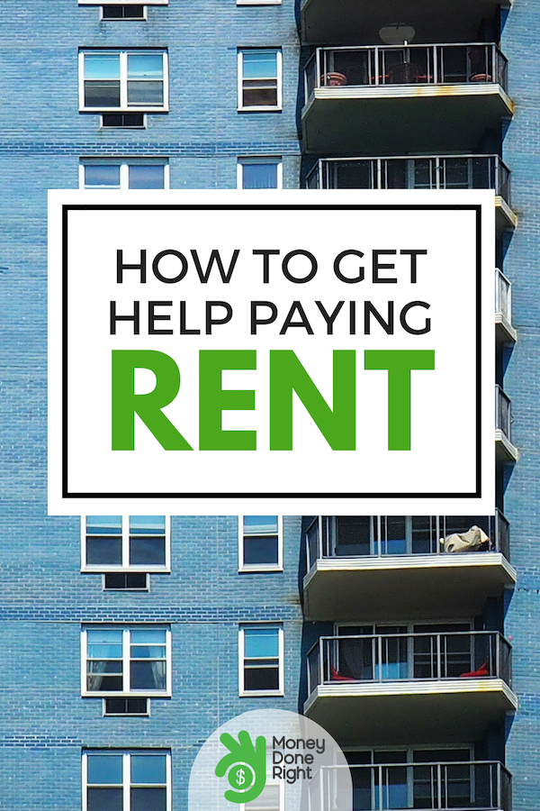 Help With Rent How To Get Help Paying Rent And Rent Assistance Help Paying Rent Rent Financial Help