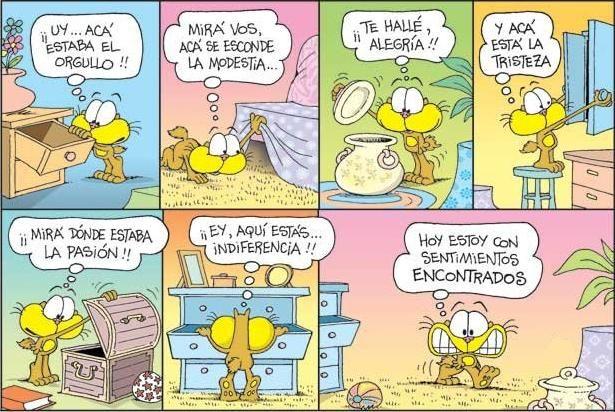 Comics De Gaturro Gaturro Historietas De Gaturro Tiras Comica