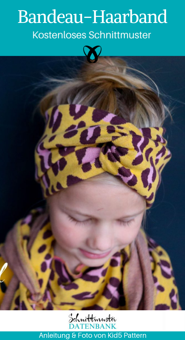 Bandeau-Haarband #babyhairaccessories