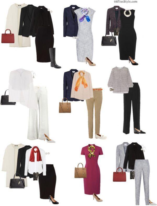 How to dress like Christine Lagarde