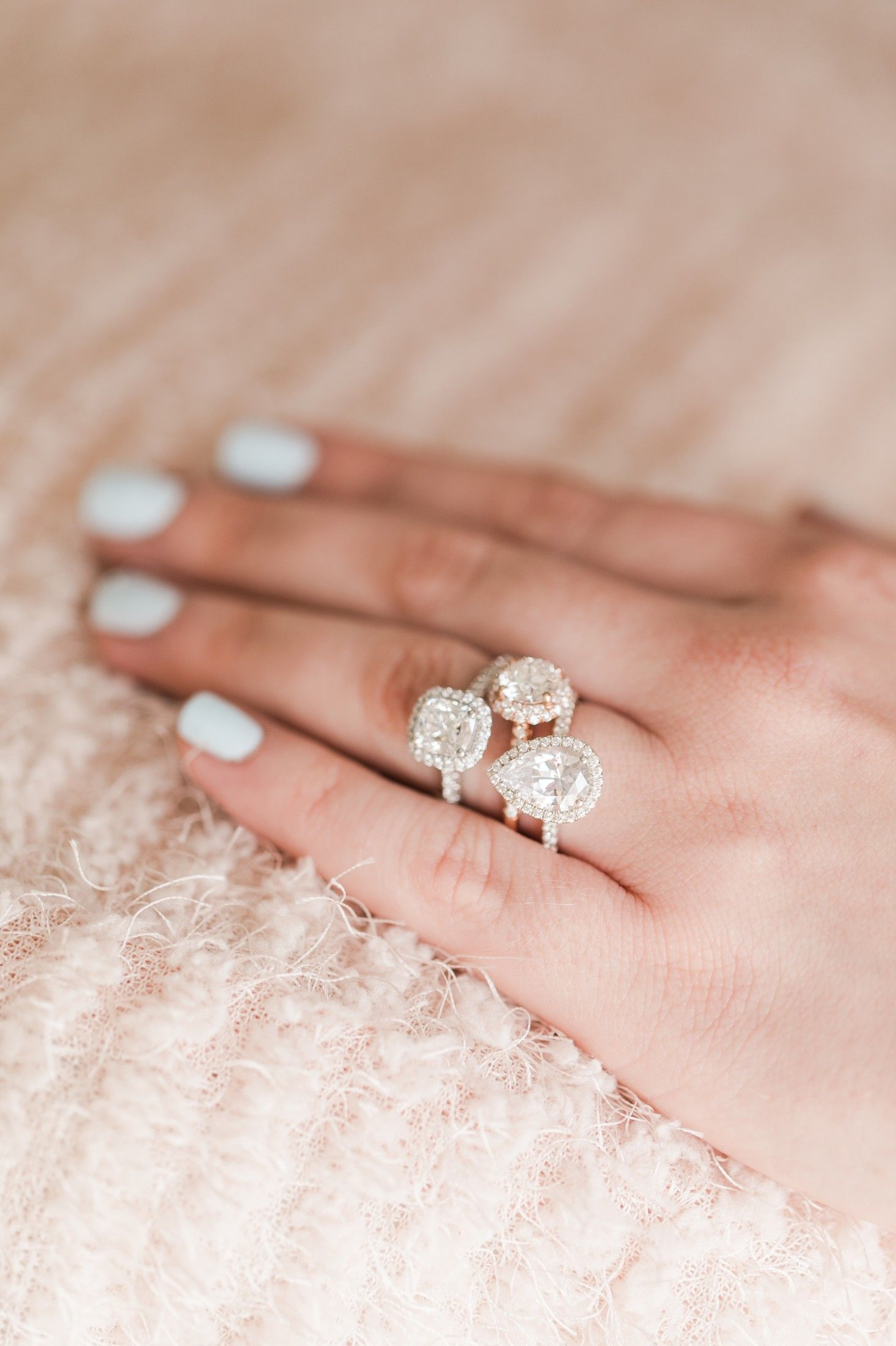 which ring shape is your favorite build your own engagement ring at james allen - Build Your Own Wedding Ring