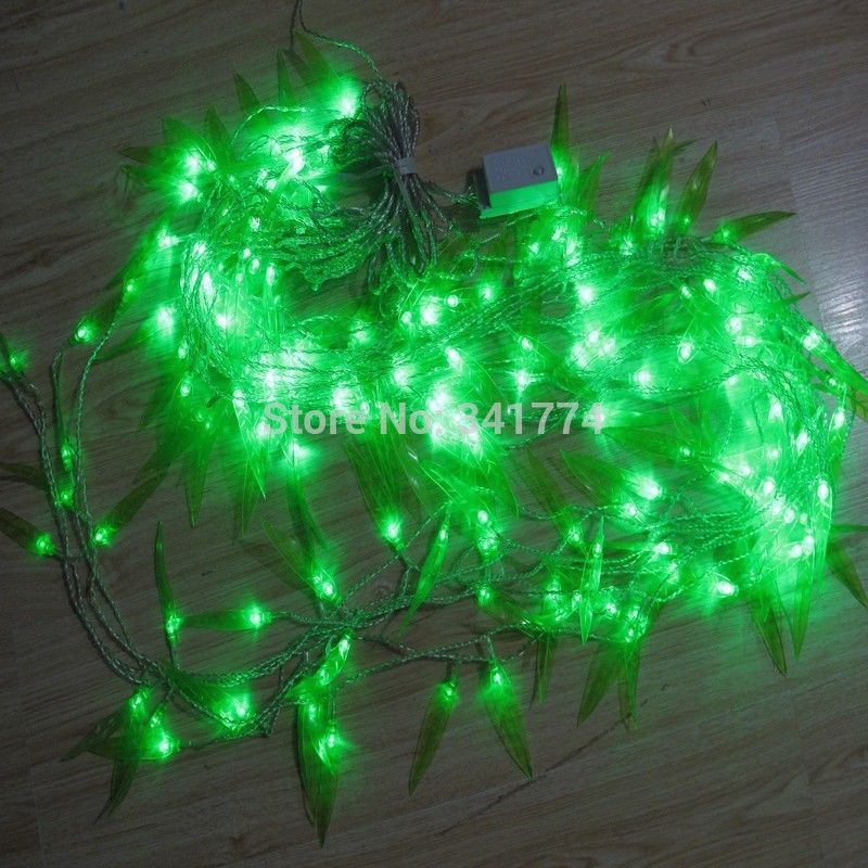 156 Bulbs Led Holiday Lighting Strings