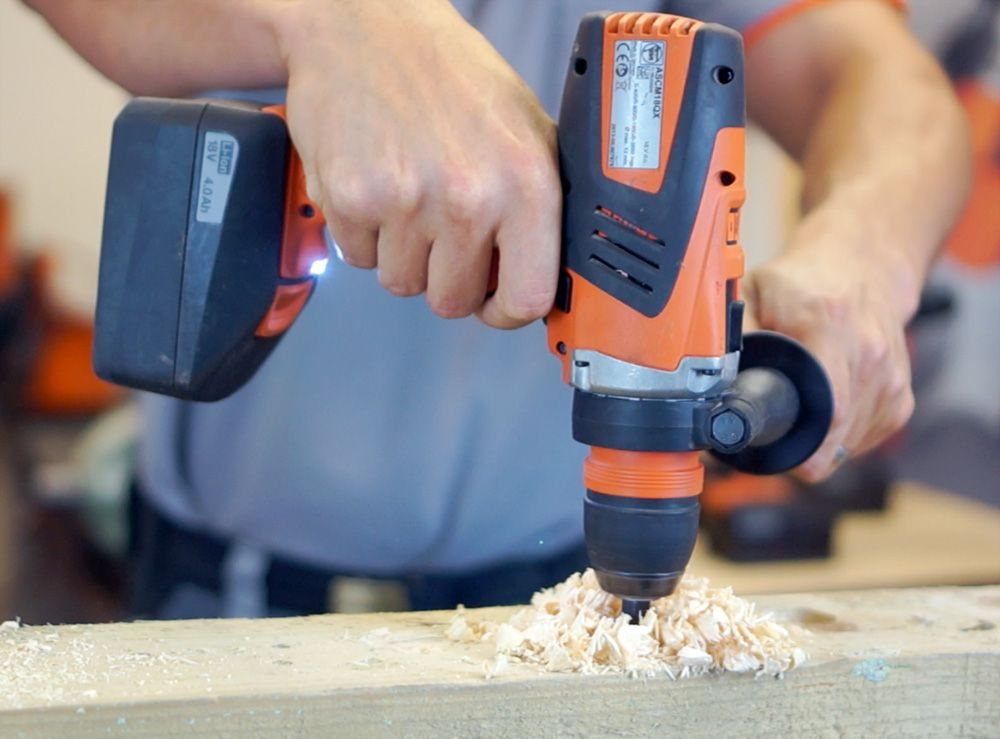 Fein ASCM18QX 18V 4-Speed Brushless Drill Driver - Why You