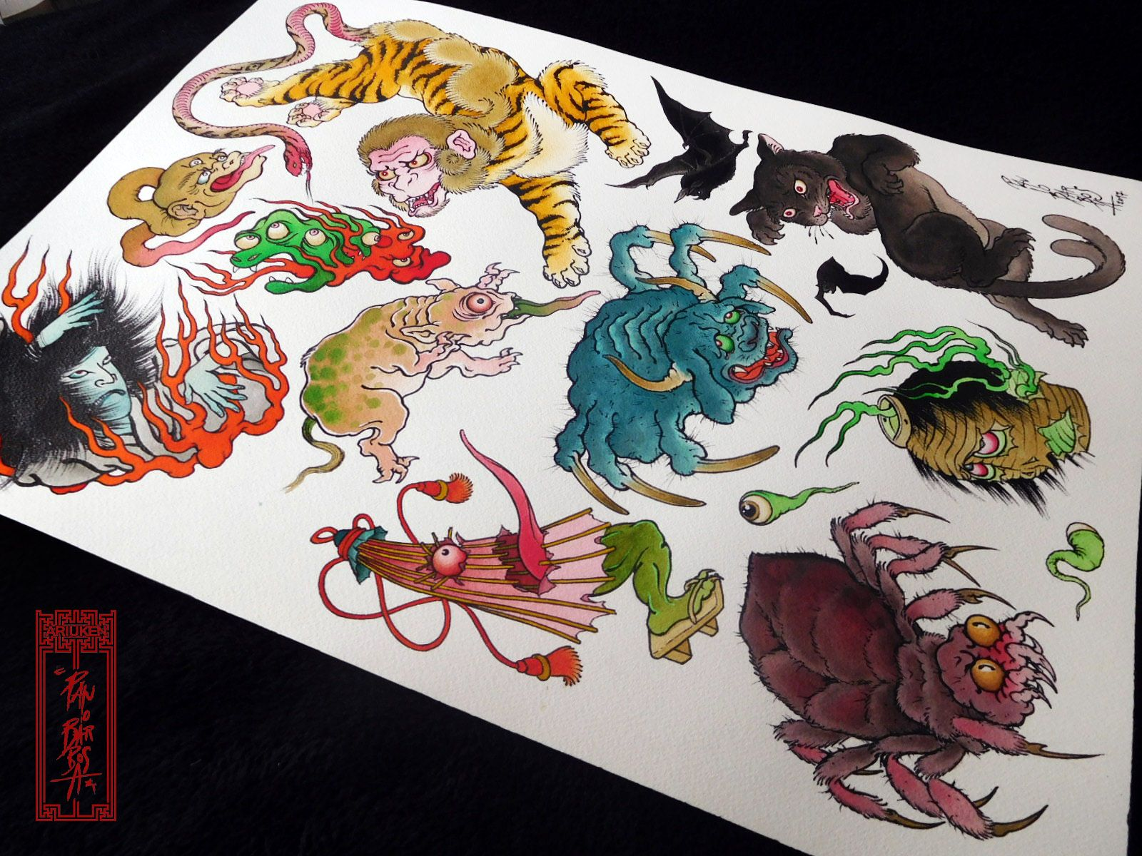 Miabara Tattoos
