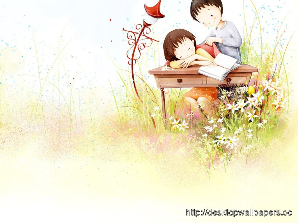 Sweet Love cartoon Wallpaper : cute love couple wallpapers cute couple love wallpapers cute Wallpapers Pinterest ...