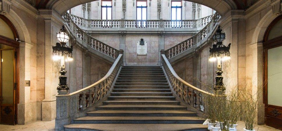 Palácio da Bolsa - Porto - Portugal