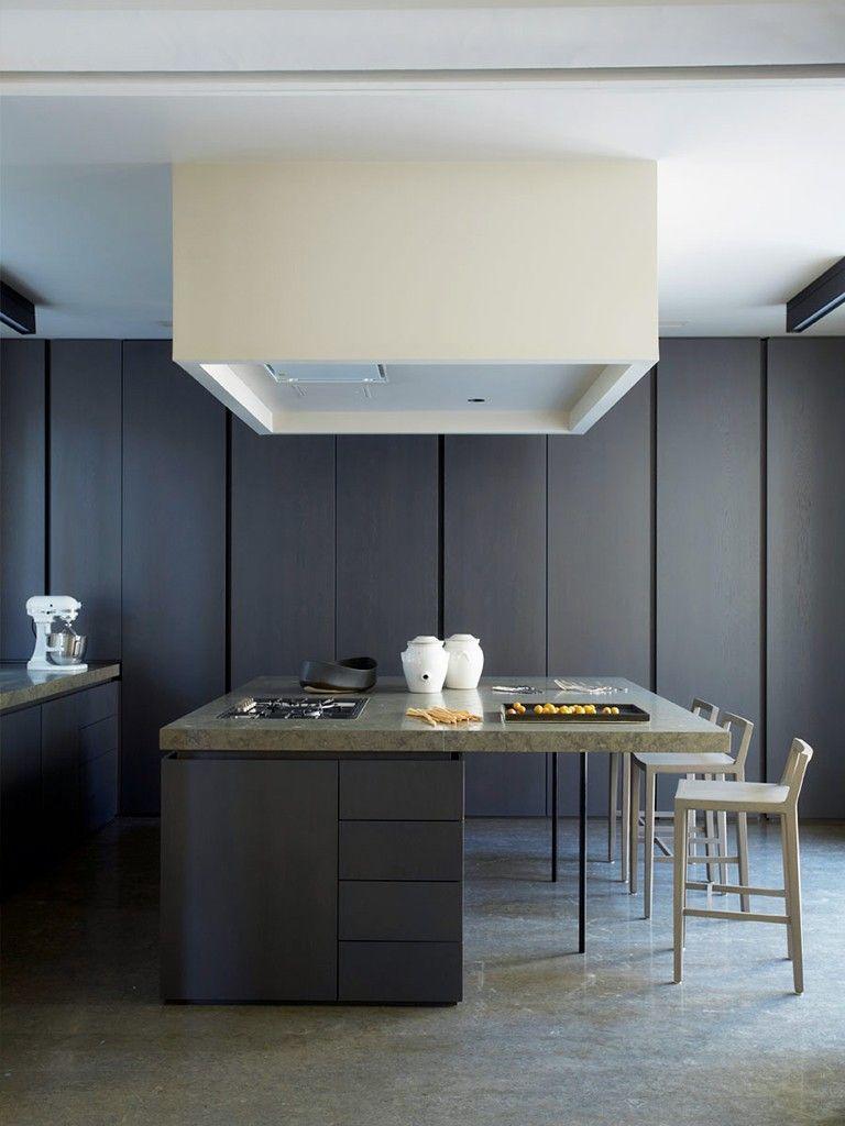 Cozinha Com Ilha Quadrada Cozinha Pinterest Ilhas Cozinha E