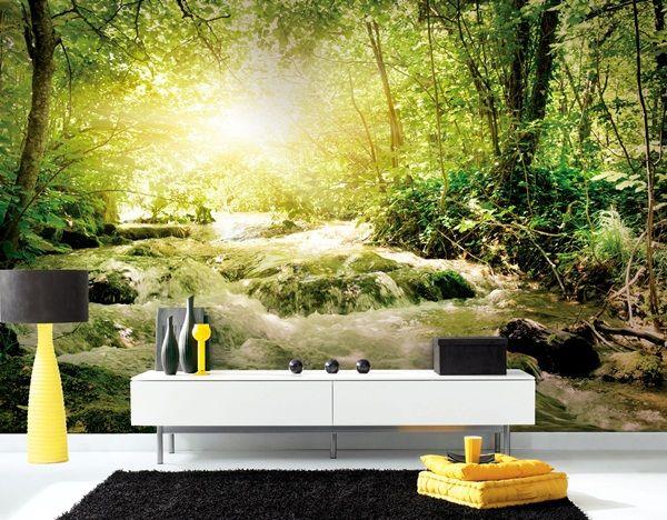 Fotomurales naturaleza para decoraci n de paredes for Fotomurales pared