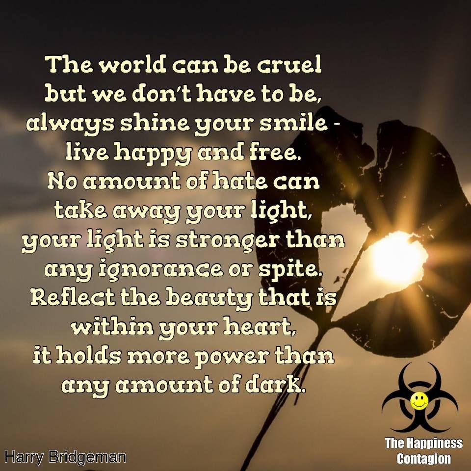 Life Cruel World Quotes