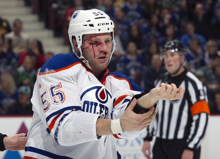 Canucks Vs Oilers Canucks Oilers Vancouver Canucks